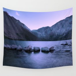 Convict Lake Wall Tapestry