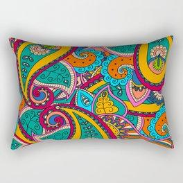 African Style No22 Rectangular Pillow