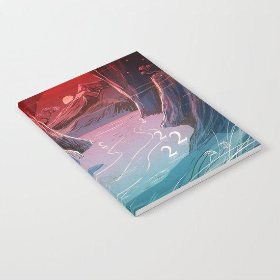 2wan Lake Notebook