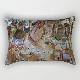 Painted Pony Rectangular Pillow