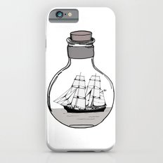 The ship in the bulb Slim Case iPhone 6