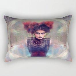 Dark Beauty  Rectangular Pillow