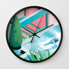 This is the Life Wall Clock