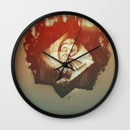 Claustrophobia Wall Clock