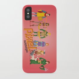 Dungeons and Dragons - Pixel Nostalgia iPhone Case
