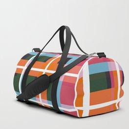 Geometric Shape 05 Duffle Bag
