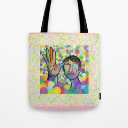 ASL FATHER for Baby Girl Nursery Tote Bag