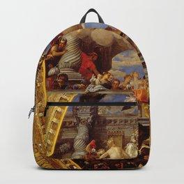 "Veronese (Paolo Caliari) ""Apotheose of Venezia"" Backpack"