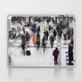 Commuter Art Laptop & iPad Skin