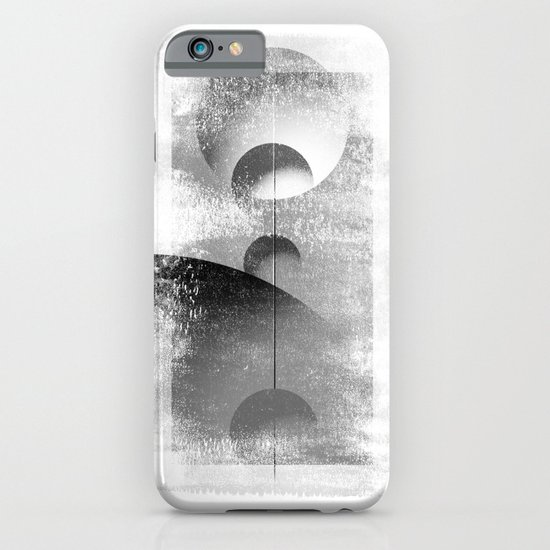 Align me not iPhone & iPod Case