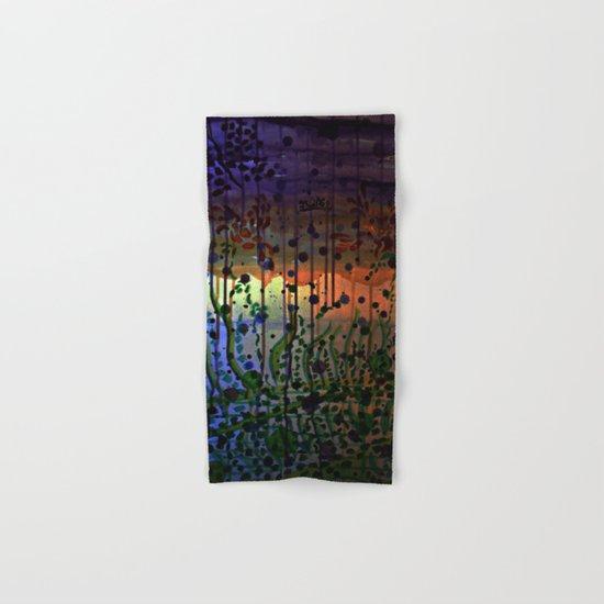 Underwater Sunray Hand & Bath Towel