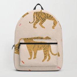 Gold Tiger Backpack