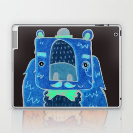 The Grizzly Gentleman Laptop & iPad Skin