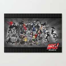 ARG Volume 2 Poster Canvas Print