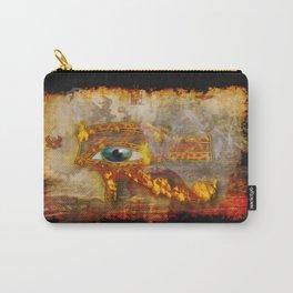 Desert Fire - Eye of Horus Carry-All Pouch