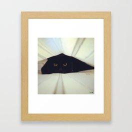 CJ Framed Art Print