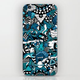 Buenas Noches iPhone Skin