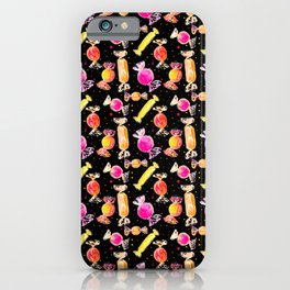 Colorful hard candy iPhone Case