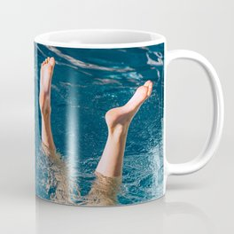 Depth Tester Coffee Mug