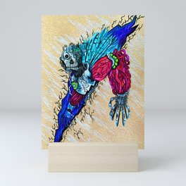 Dimension Rift Mini Art Print