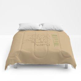Naima Comforters