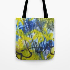 Wall Piece Tote Bag