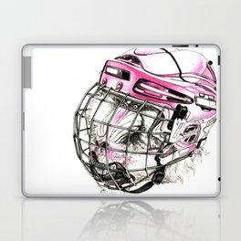 Hockey mandrill  Laptop & iPad Skin