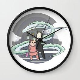 Chihiro (Spirited Away) Wall Clock