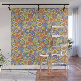 Millefiori-Happy Colors Wall Mural