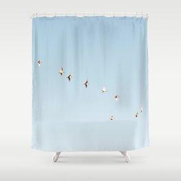 f l y Shower Curtain
