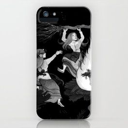 Stand by Him iPhone Case