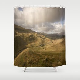 Snowdonia Shower Curtain