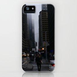 concrete jungle 1 iPhone Case