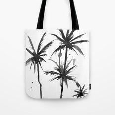 Paradis Noir VI Tote Bag