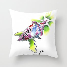 Zapppppery Throw Pillow
