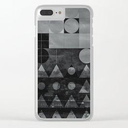 bybylyn_skys Clear iPhone Case