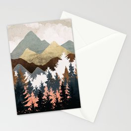 Forest View Stationery Cards