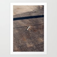 religion Art Prints featuring Religion. by DanielleYagodich