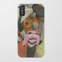 boob iPhone & iPod Cases featuring Kitchen Boob by Molly Halligan