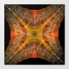 X 1 Canvas Print