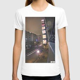 Up A Level T-shirt