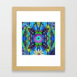 ▲ AIYANA ▲ Framed Art Print
