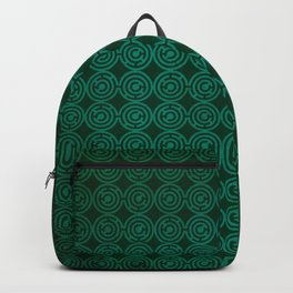 Puzzlingly Posh Backpack