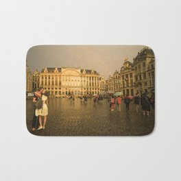 From Brussells with Love Bath Mat