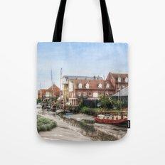Faversham Kent England Tote Bag