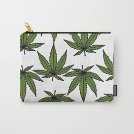 Pot Leaves Carry-All Pouch