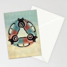 back end triangle - Bug Stationery Cards