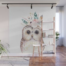 Forest Owl by Nature Magick Wall Mural