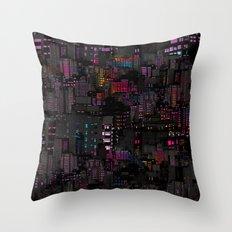 Urbanist Throw Pillow