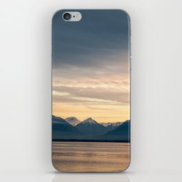 Gates to Valais - Switzerland iPhone Skin